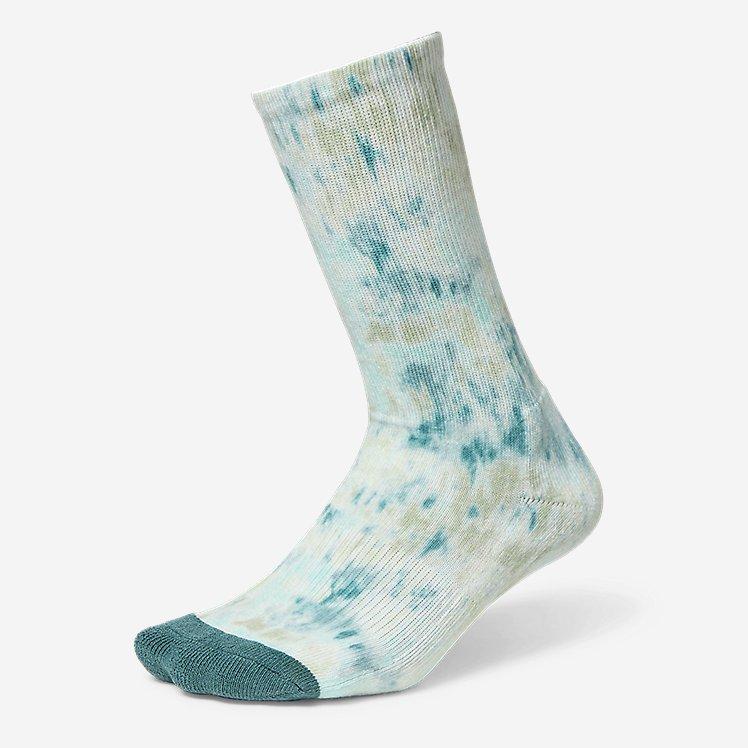 Women's Trail COOLMAX® Crew Socks - Pattern large version