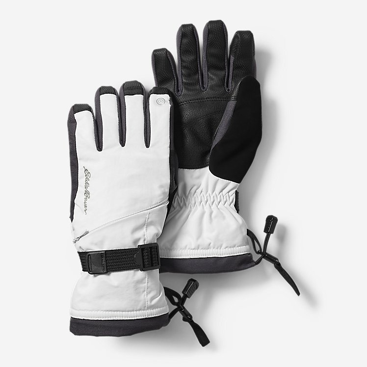Women's Powder Search Touchscreen Gloves large version