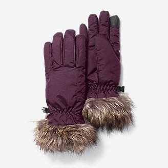 Thumbnail View 1 - Women's Sun Valley Down Gloves