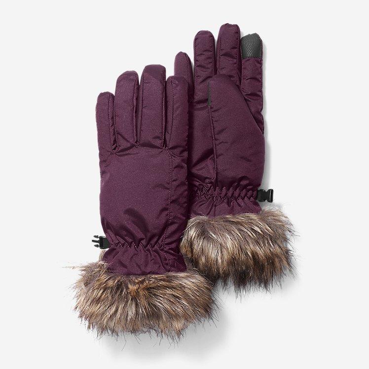 Women's Sun Valley Down Gloves large version
