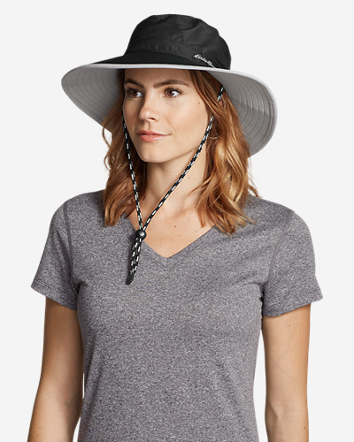 Women's Exploration Upf Wide Brim Hat by Eddie Bauer