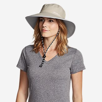 Thumbnail View 1 - Women's Exploration UPF Wide Brim Hat