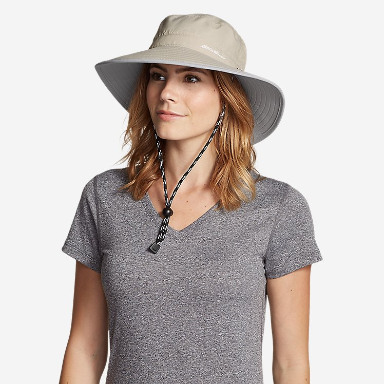 9bceb9bbe Women's Exploration Upf Wide Brim Hat | Eddie Bauer
