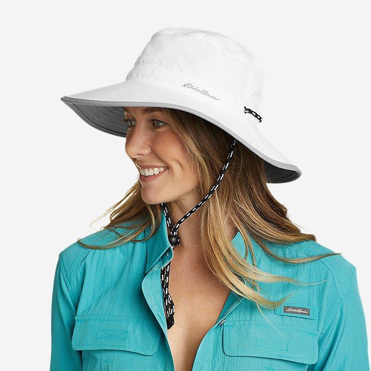 Women's Exploration UPF Wide Brim Hat large version