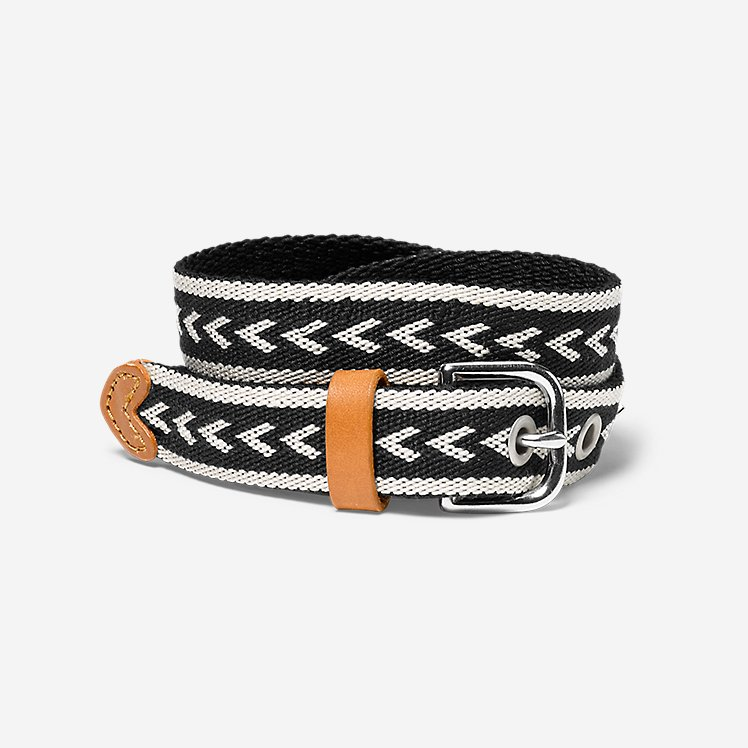 Women's Voyager Woven Belt large version
