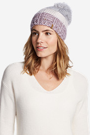 Women's Lodgeside Pom Beanie