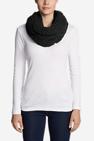 Women's Bellingham Fleece Cowl Scarf