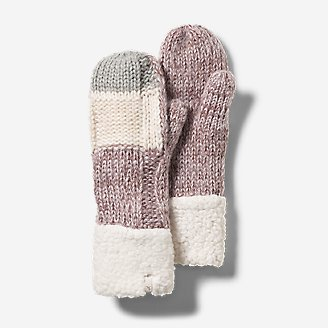 Thumbnail View 1 - Women's Lodgeside Mittens