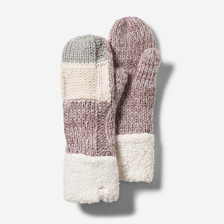 Women's Lodgeside Mittens large version