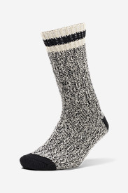 Women's Merino Wool Ragg Crew Socks