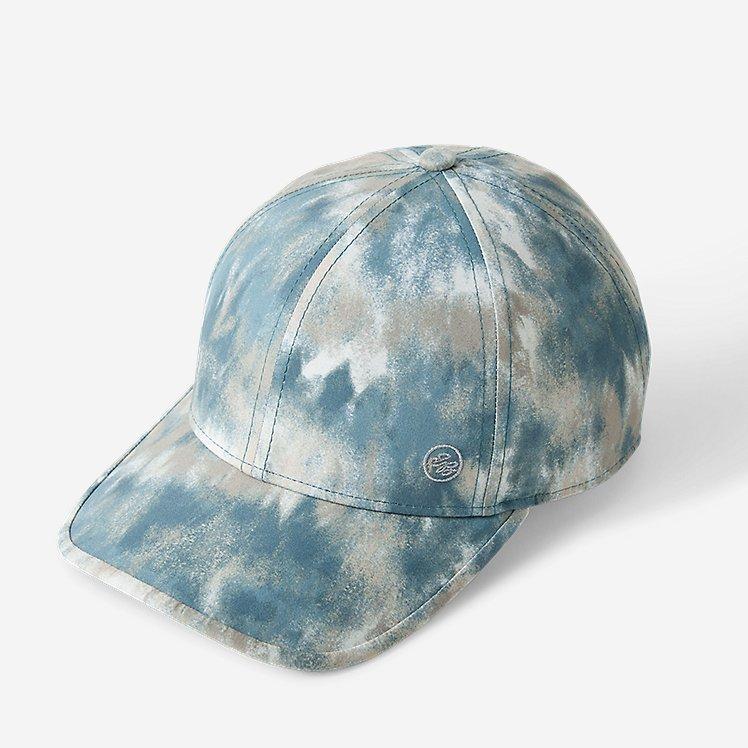 Women's Graphic Cap - Tie Dye large version