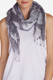 Women's Patriotic Oblong Scarf