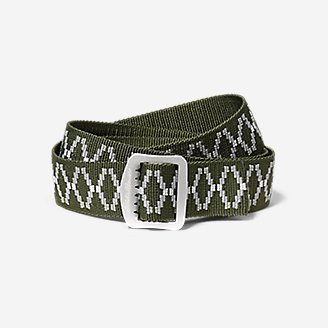 Thumbnail View 1 - Women's Horizon Jacquard Belt