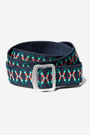 Women's Horizon Jacquard Belt