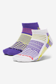 Women's Active Pro CoolMax® Low Profile Socks - 2 Pack