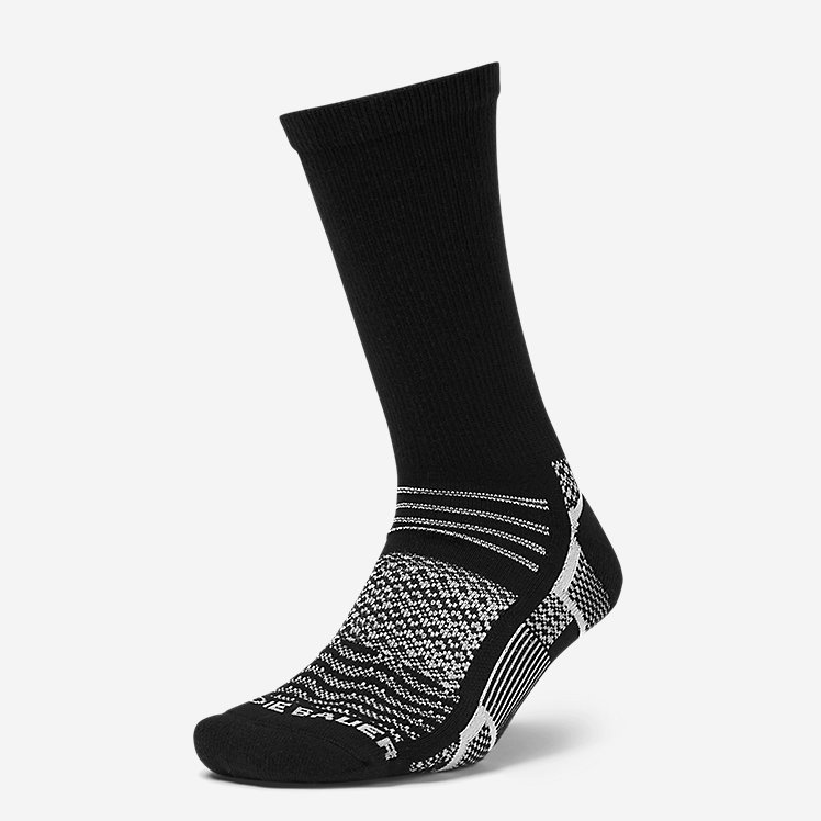 Women's Active Pro COOLMAX® Crew Socks large version