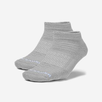 Thumbnail View 1 - Women's COOLMAX® Low Profile Socks - 2 Pack