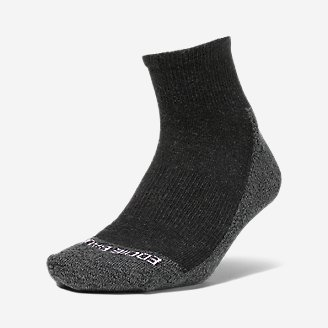 Thumbnail View 1 - Women's COOLMAX® Trail Quarter Crew Socks