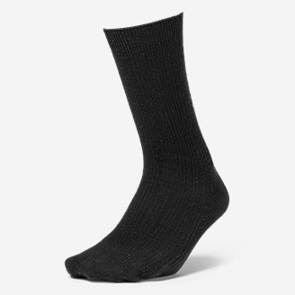 Thumbnail View 1 - Women's Essential Crew Socks