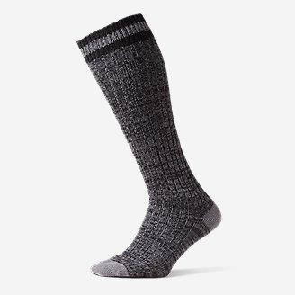 Thumbnail View 1 - Women's Ragg Boot Socks