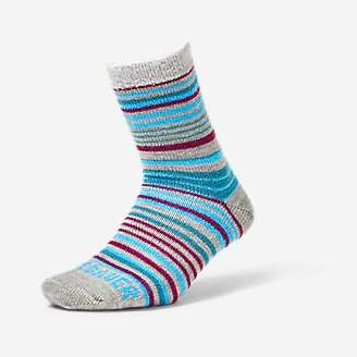 Thumbnail View 1 - Women's Fireside Lounge Socks