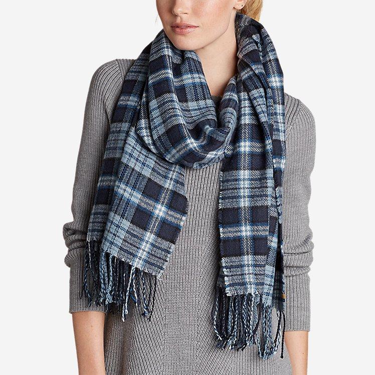 Women's Stine's Favorite Flannel Woven Scarf large version