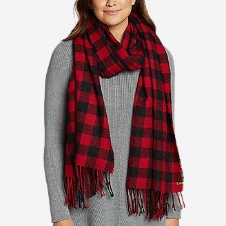 Thumbnail View 1 - Women's Stine's Favorite Flannel Woven Scarf