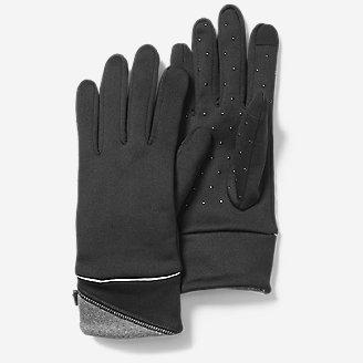 Thumbnail View 1 - Women's Crossover Fleece Touchscreen Gloves