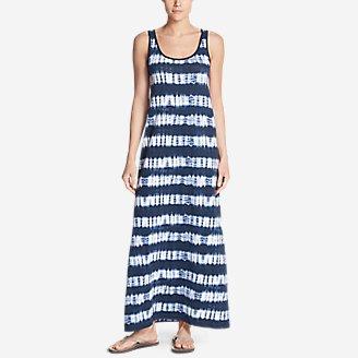Thumbnail View 1 - Women's Ravenna Maxi Dress - Stripe