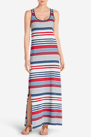 Women's Ravenna Maxi Dress - Stripe