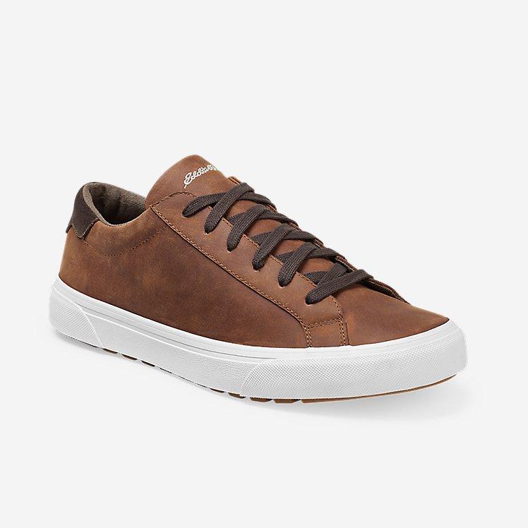 Men's Haller Leather Sneaker large version