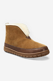 Shearling Boot Slipper