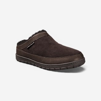 Thumbnail View 1 - Men's Shearling Scuff Slipper
