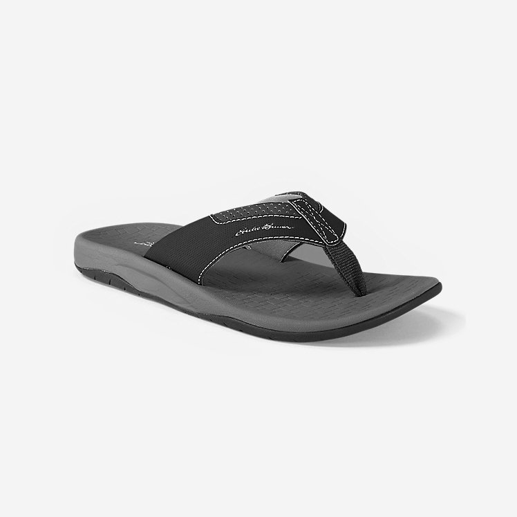 Men's Eddie Bauer Break Point Flip Flop large version