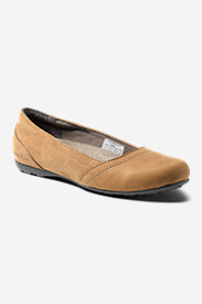 Women's Eddie Bauer Rush Leather Ballet