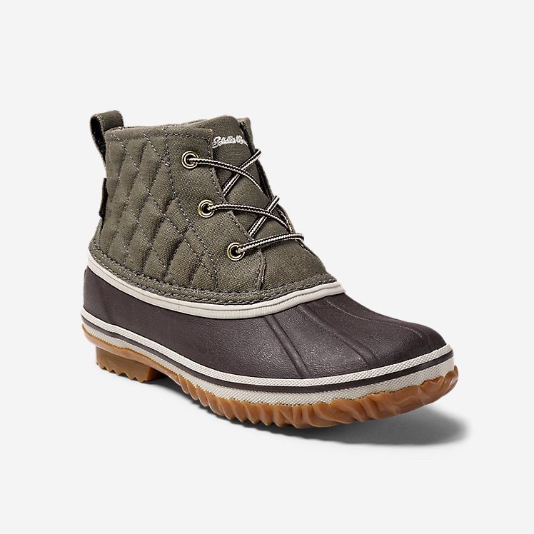 Women's Hunt Pac Mid Boot - Fabric large version