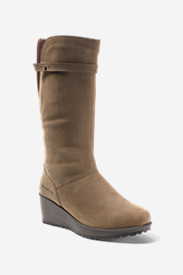Women's Lodge Wedge Boot