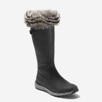Thumbnail View 1 - Women's Lodge Fur Boot