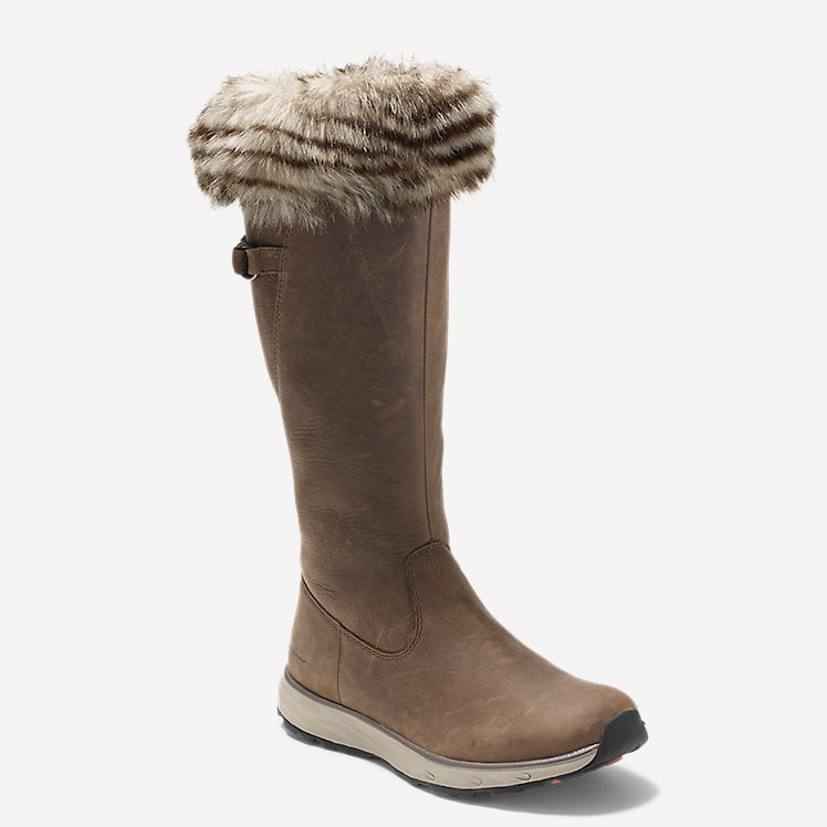 Women's Lodge Fur Boot large version