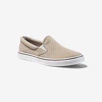 Thumbnail View 1 - Women's Haller Leather Slip-On
