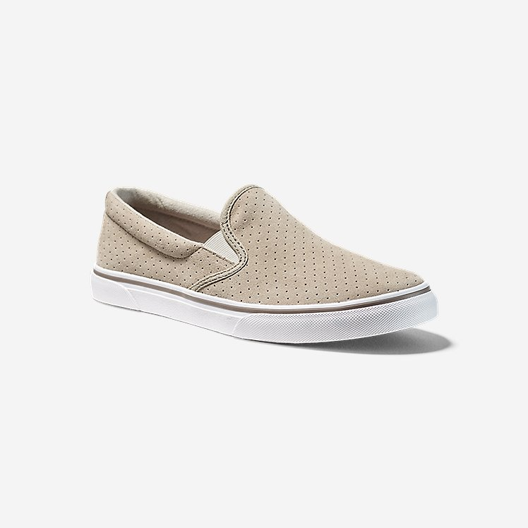 Women's Haller Leather Slip-On large version