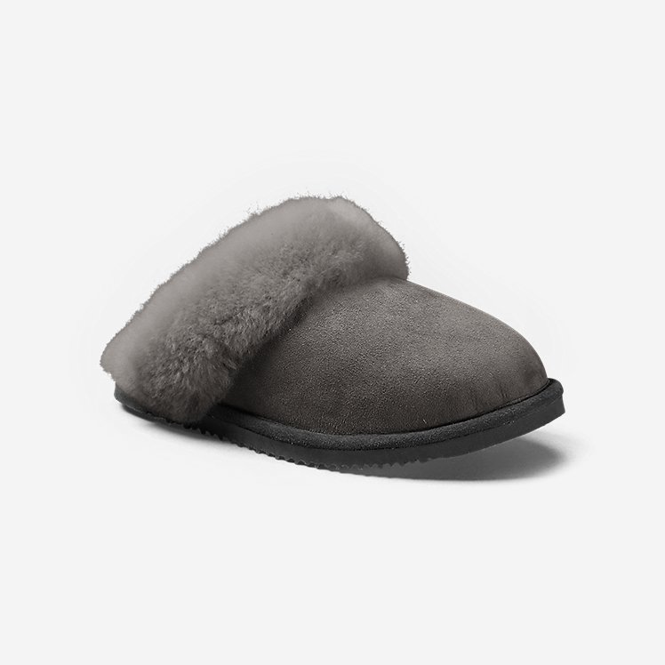 Women's Shearling Scuff Slipper large version