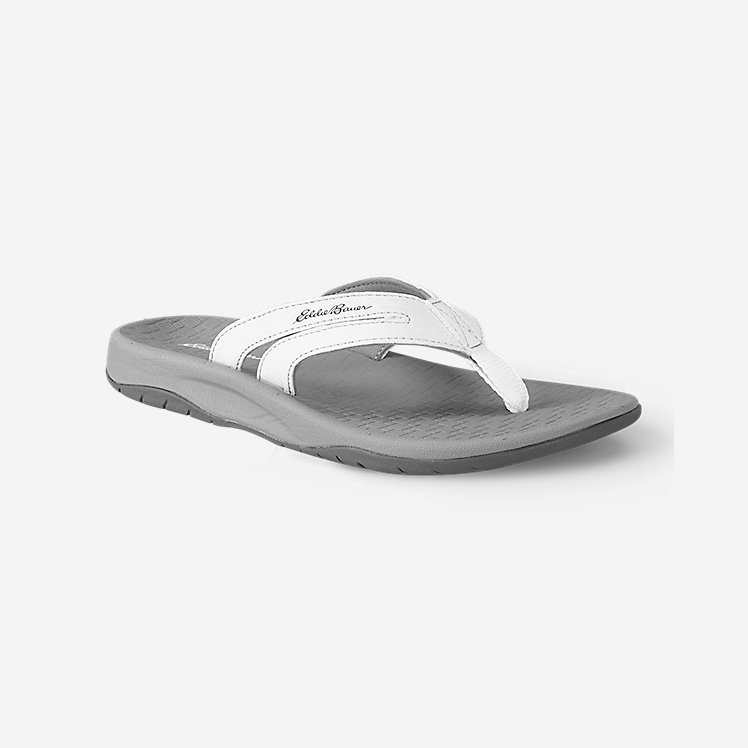 Women's Eddie Bauer Break Point Flip Flop large version