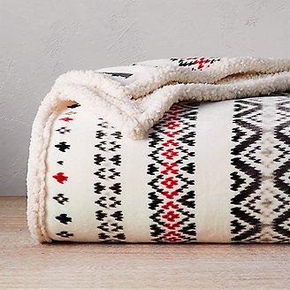 Thumbnail View 1 - Cabin Fleece Blanket