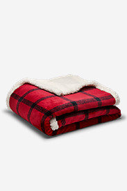Cabin Fleece Blanket