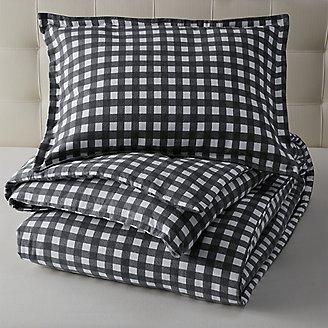 Thumbnail View 1 - Preston Flannel Comforter/Sham Set