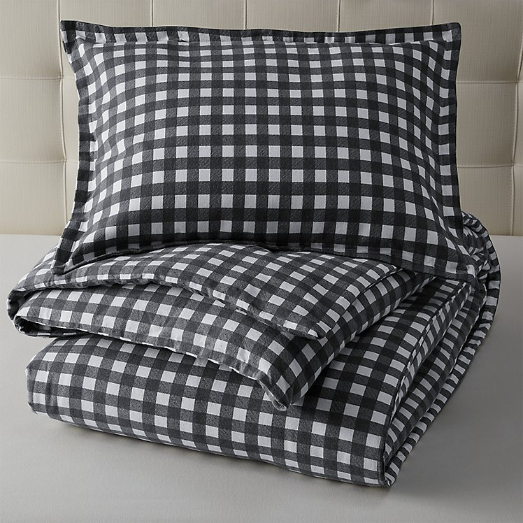 Preston Flannel Comforter/Sham Set large version