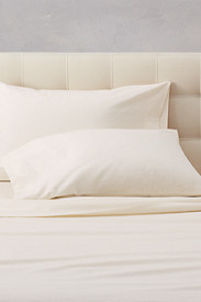 Flannel Pillowcase Set - Solid