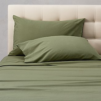 Thumbnail View 1 - Flannel Pillowcase Set - Solid