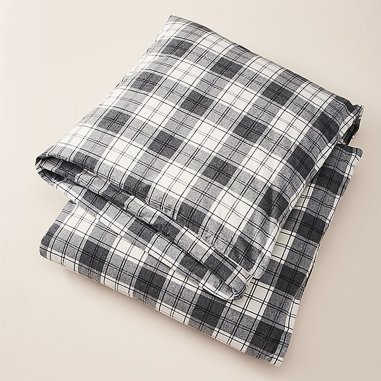 Flannel Duvet Cover - Pattern large version